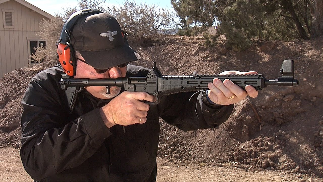 Kel-Tec Sub 2000 Carbine Range Review #333