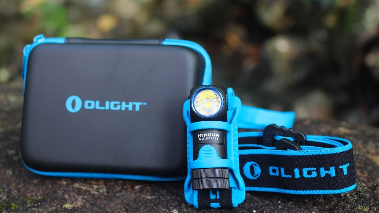 Olight H1 Nova Headlamp Flashlight | Full Review