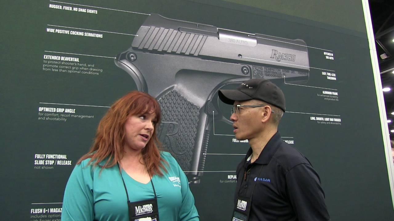 A Girl & A Gun 2016 Julianna Crowder NRA Annual Meetings and Exhibits by Nito Mortera