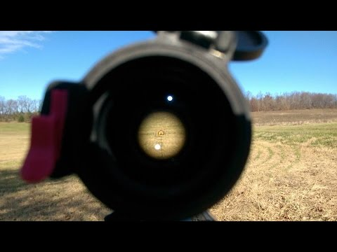Sightmark Pinnacle 1-6x24 AAC 300 Blackout First Focal Plane Scope Sight In  by Nito Mortera