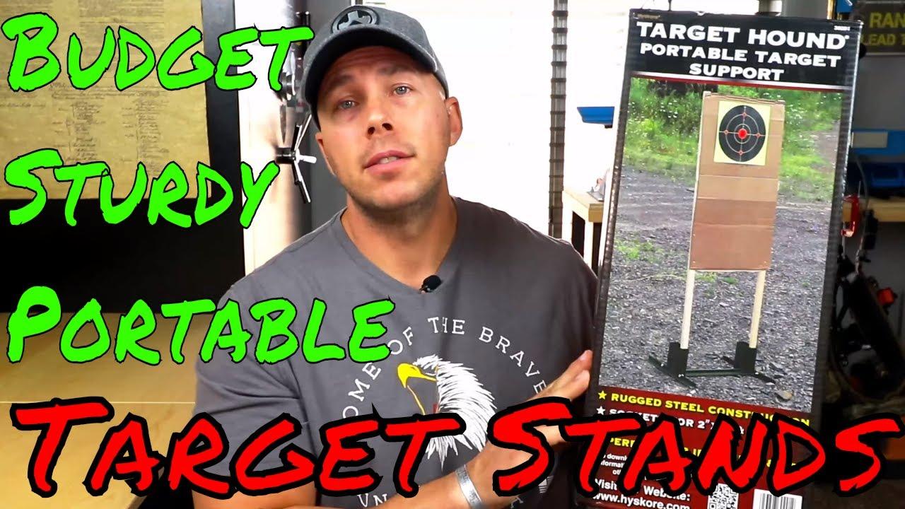 Best Budget Target Stands Hyskore Target Hound