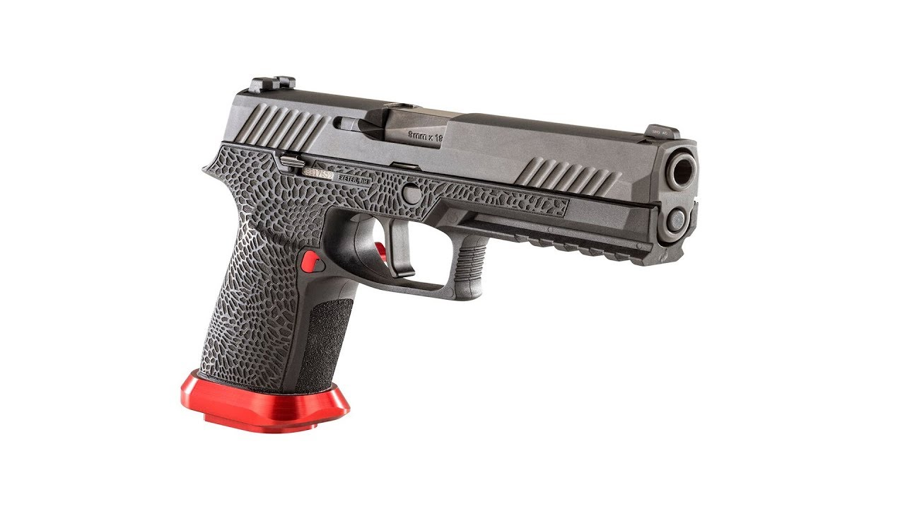 Review of the P320 with Apex Forward Set Trigger Kit #387