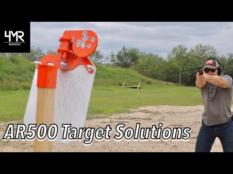 Enhance Your Range Time | AR500 Target Solutions