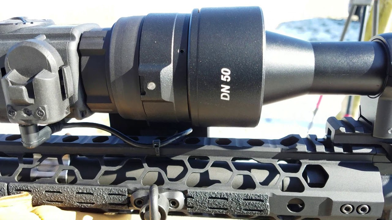 Pulsar Core FXQ38 Thermal Clip On Sight In