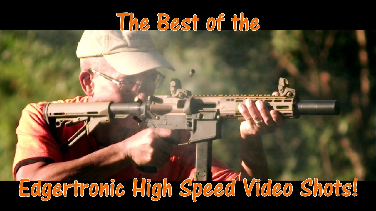 The Best of The Edgertronic High Speed Video Camera Shots