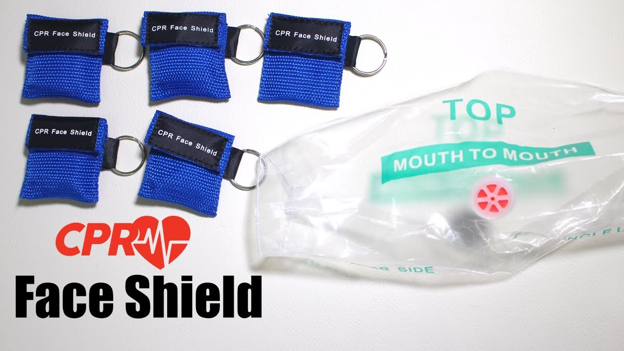 CPR Face Shield Review