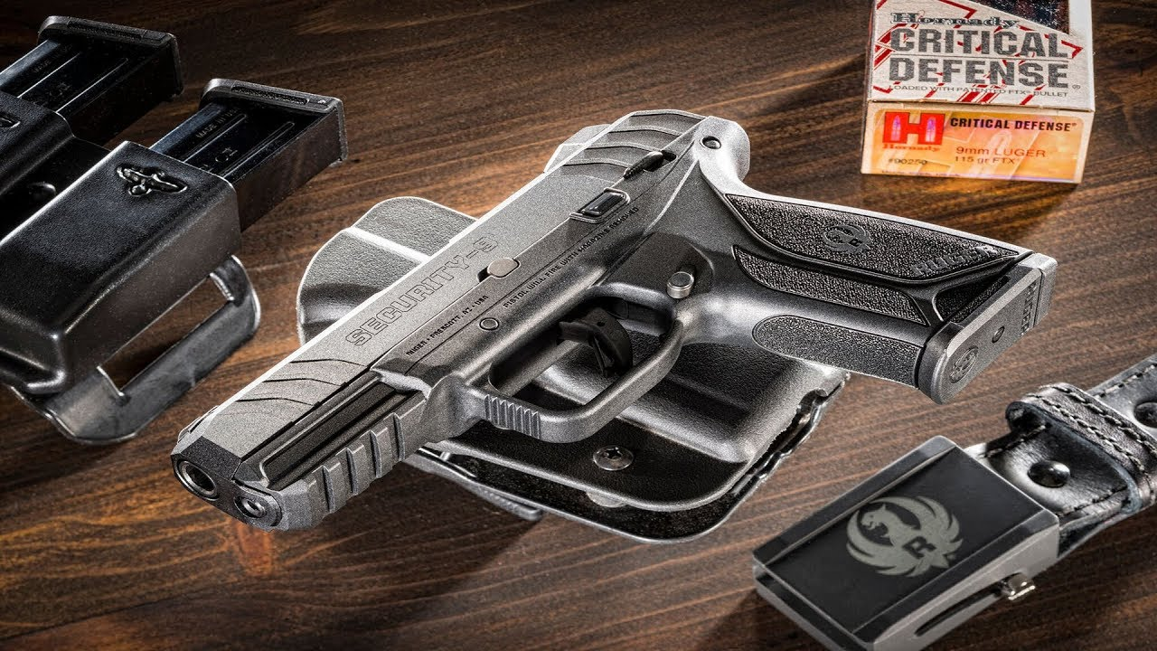 The New Ruger Security 9 #251