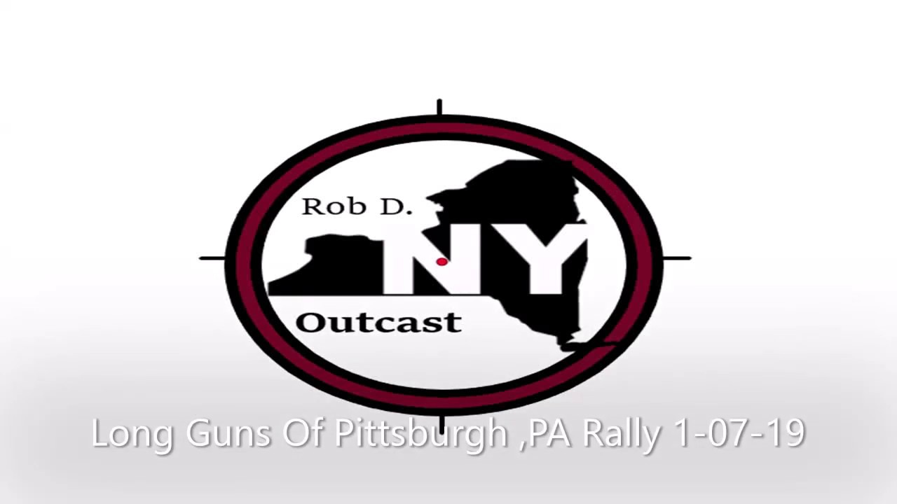 Pittsburgh, PA Gun Rally 1/7/19 Long Guns