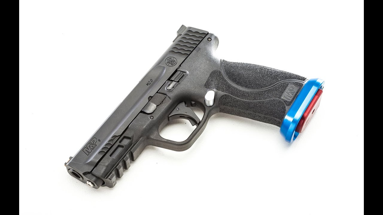 Speed Shooter Specialties accessories for the M&P V. 2.0 #398