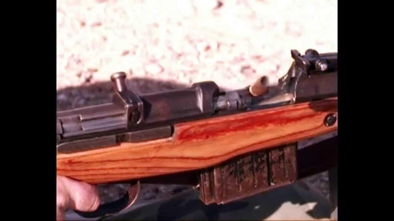 Slow Motion: Gewehr 43