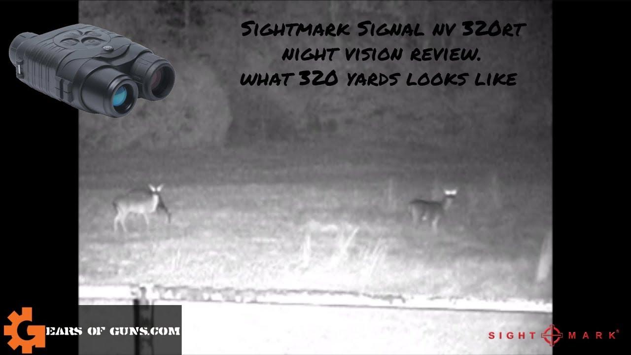 Sightmark Signal 320 RT Full Review