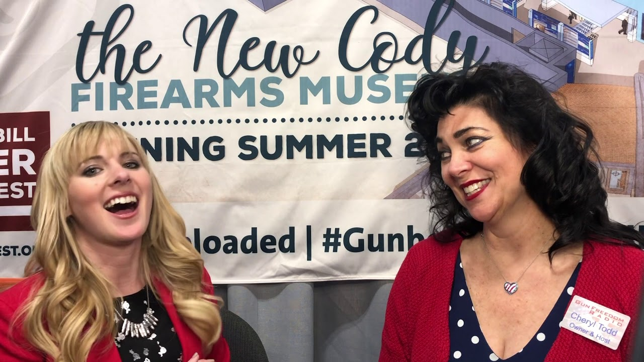 SHOT Show 2019 GFR Interview with Ashley Hlebinsky