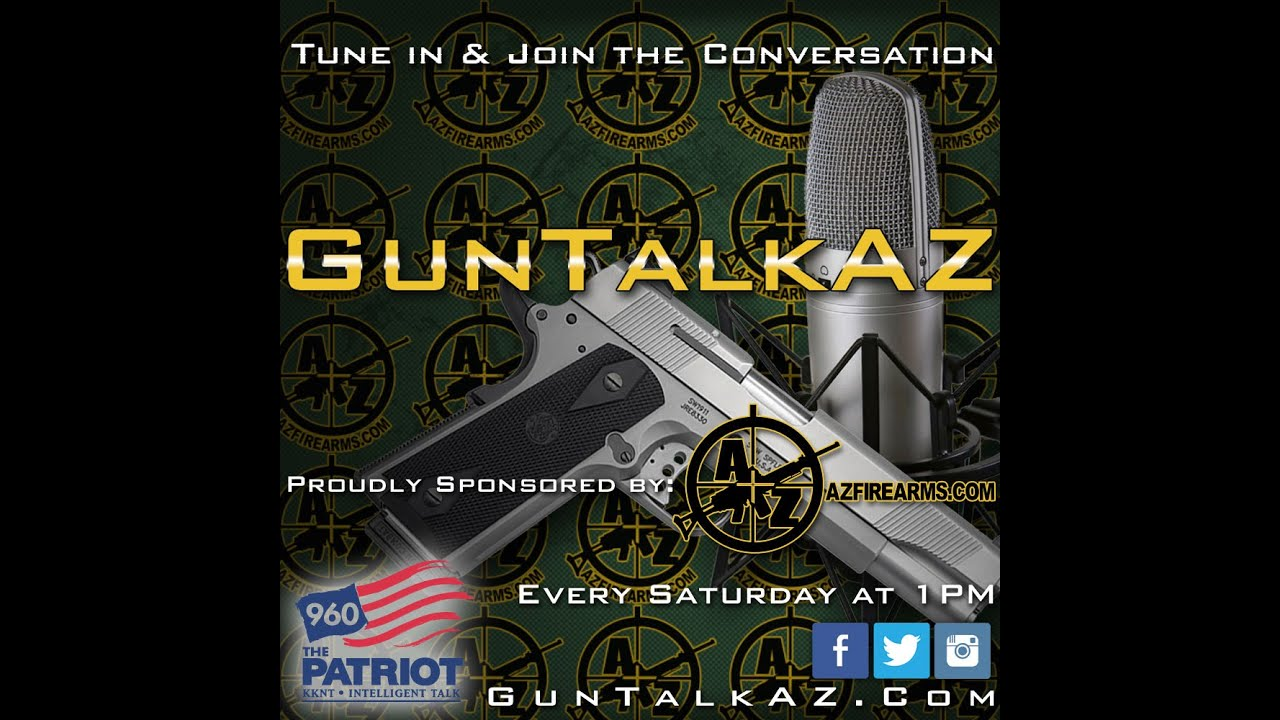 Cheryl Todd of GunTalkAZ talk at GPRC 2015 (Gun Rights Protection Confrence)