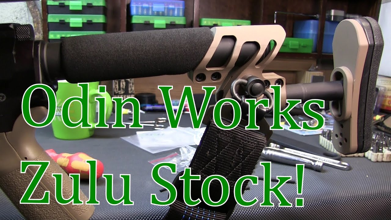 Odin Works Zulu 1st Look and Installation on my AR15 6DPK