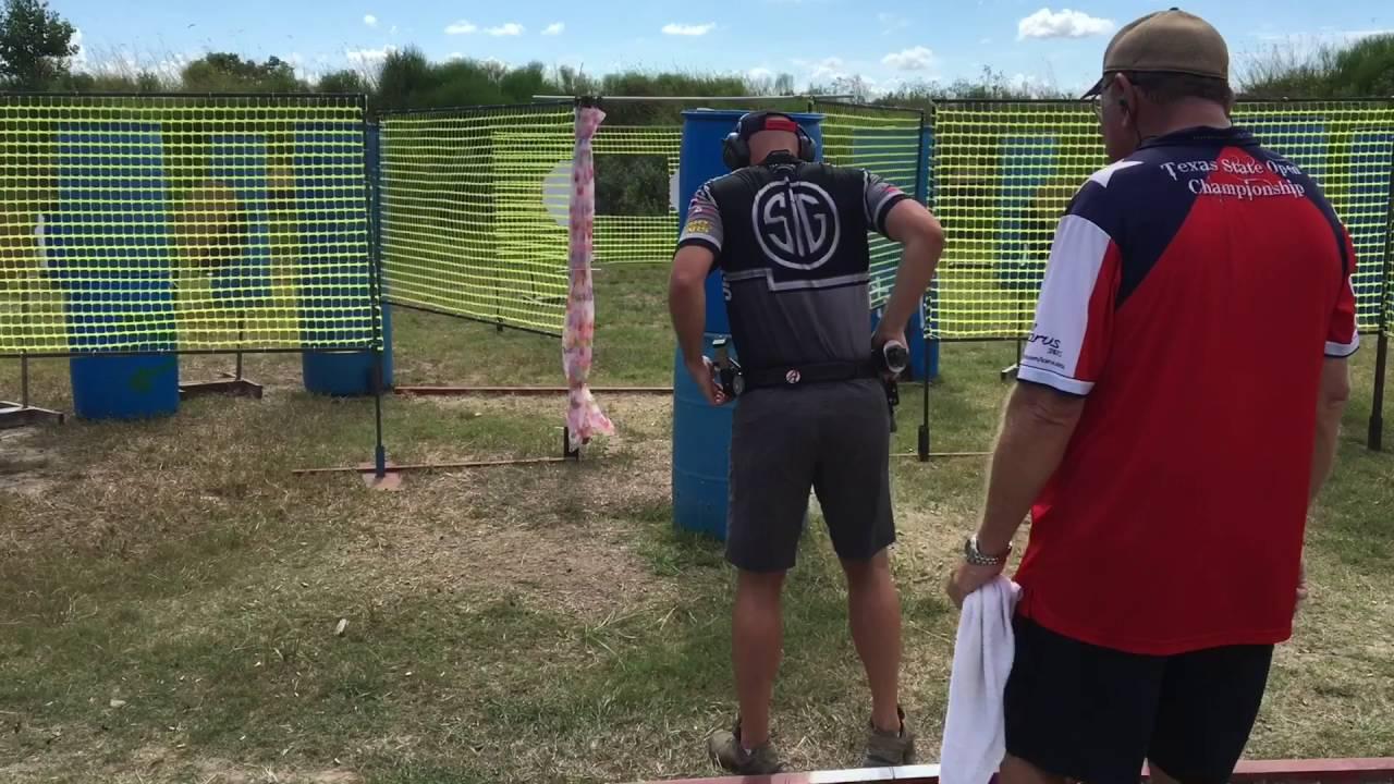Max Michel 2016 Texas Open