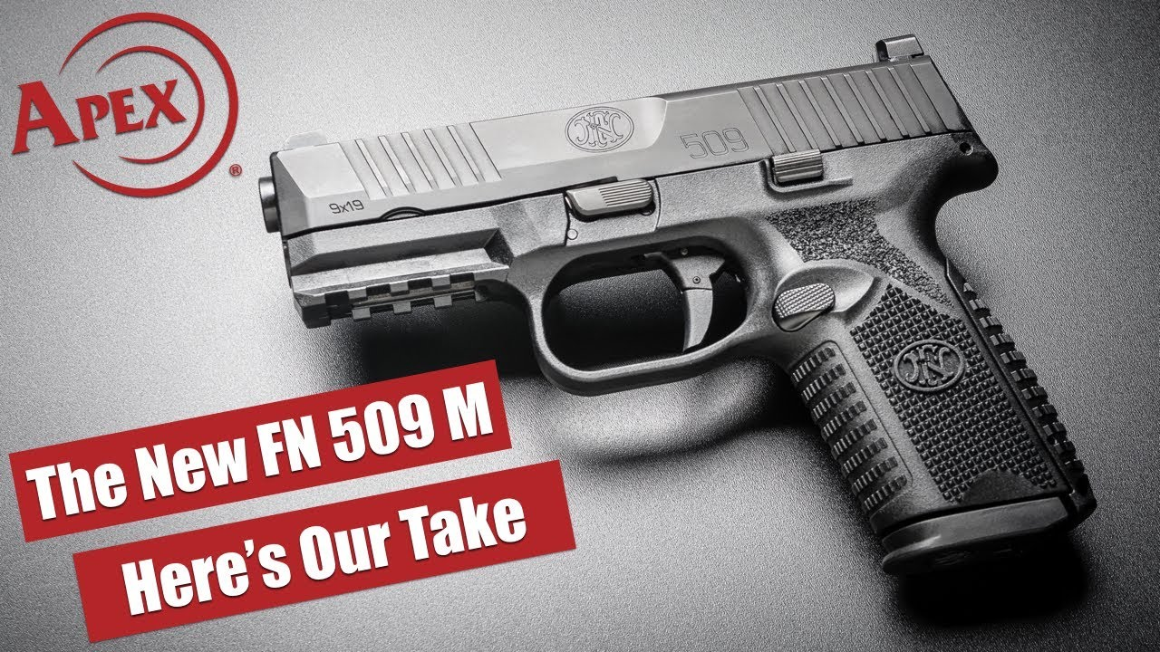 First Look: FN's New FN 509 Midsize