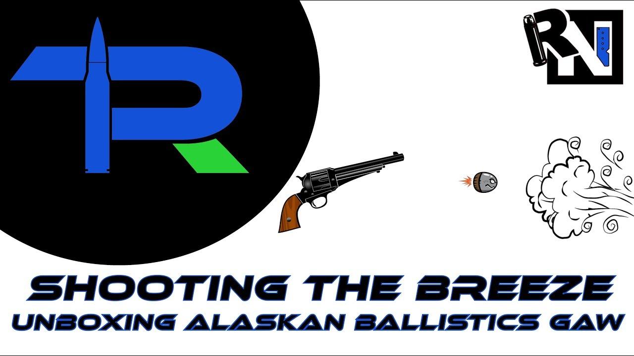 Unboxing Alaskan Ballistics 3000 Sub GAW