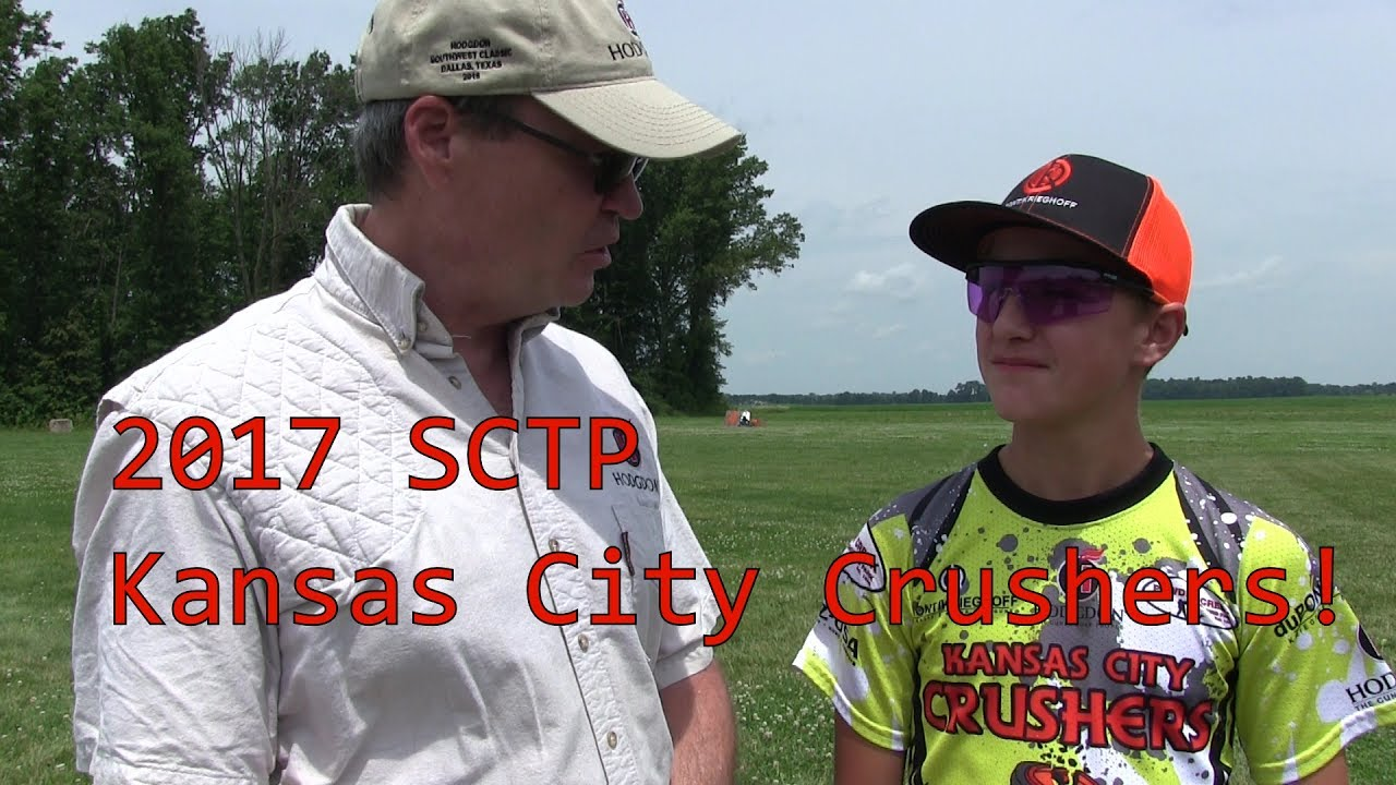 2017 SCTP Nationals Chris Hodgdon and Logan from The Kansas City Crushers