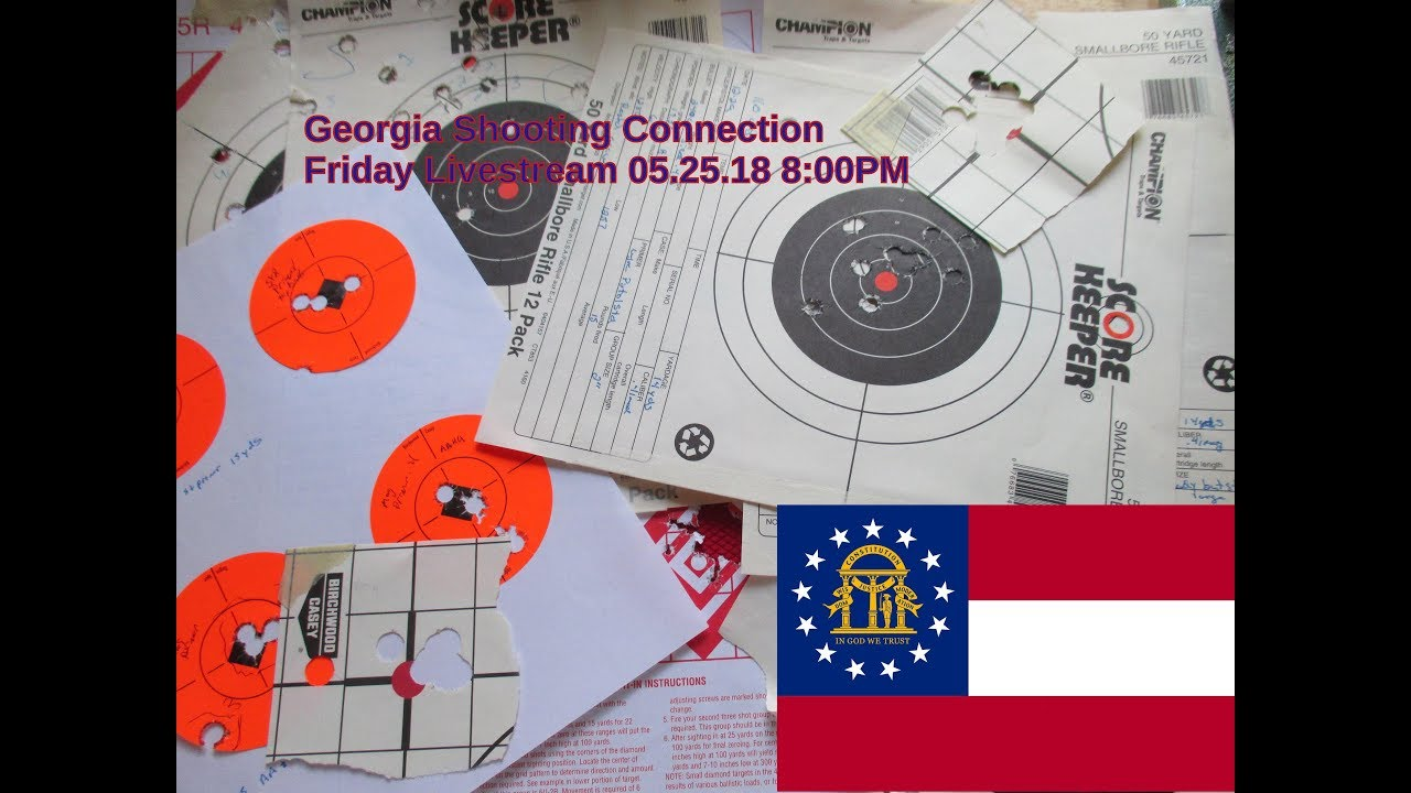 Georgia Shooting Connection Friday Live Stream 05.25