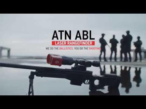 Laser Rangefinder ABL Series for ATN SMART HD Optics