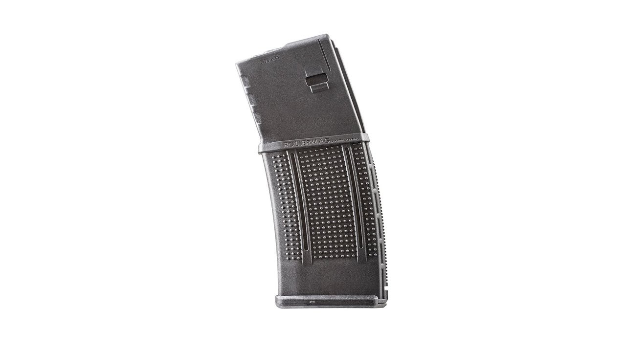 The New Pro Mag AR-15 Roller Mag with Steel Lips #427