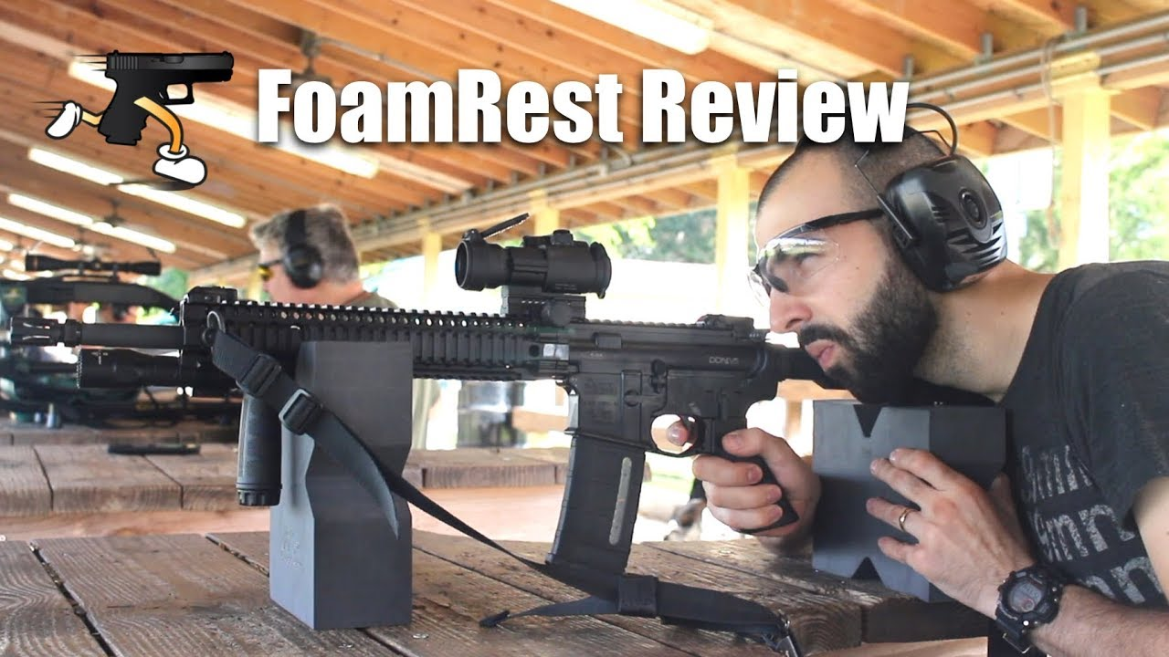 FoamRest Review - Unboxing and Field Testing