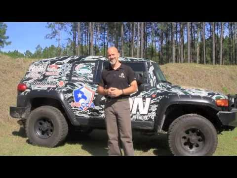 2013 Personal Defense Network Training Tour: Update #1