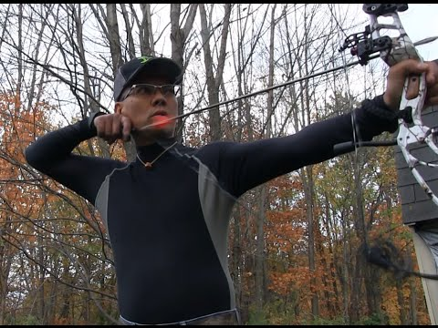 Bowhunting Tip #17 Maintaining Full Draw by Nito Mortera with Archersparadox2020
