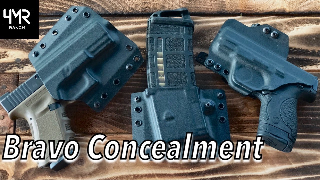 Quality Texas Holsters | Bravo Concealment
