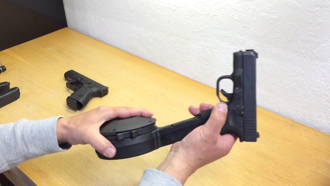 Glock rant, designed for girly man?