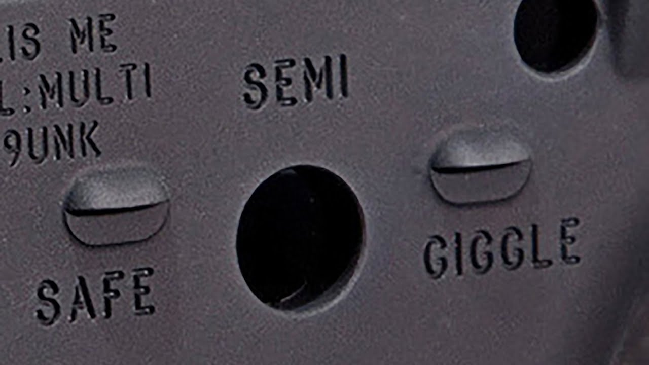 Meet the Giggle Switch.... #460