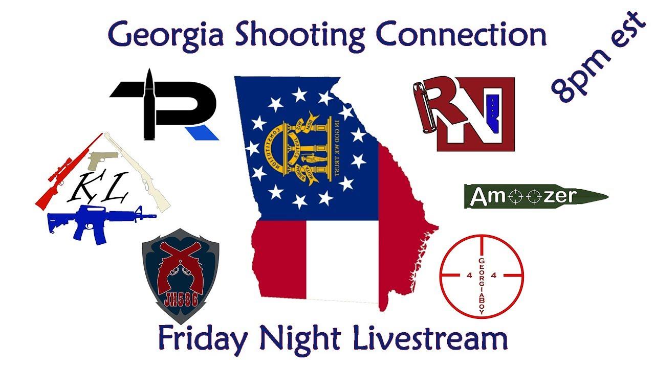 Georgia Shooting Connection Friday Livestream