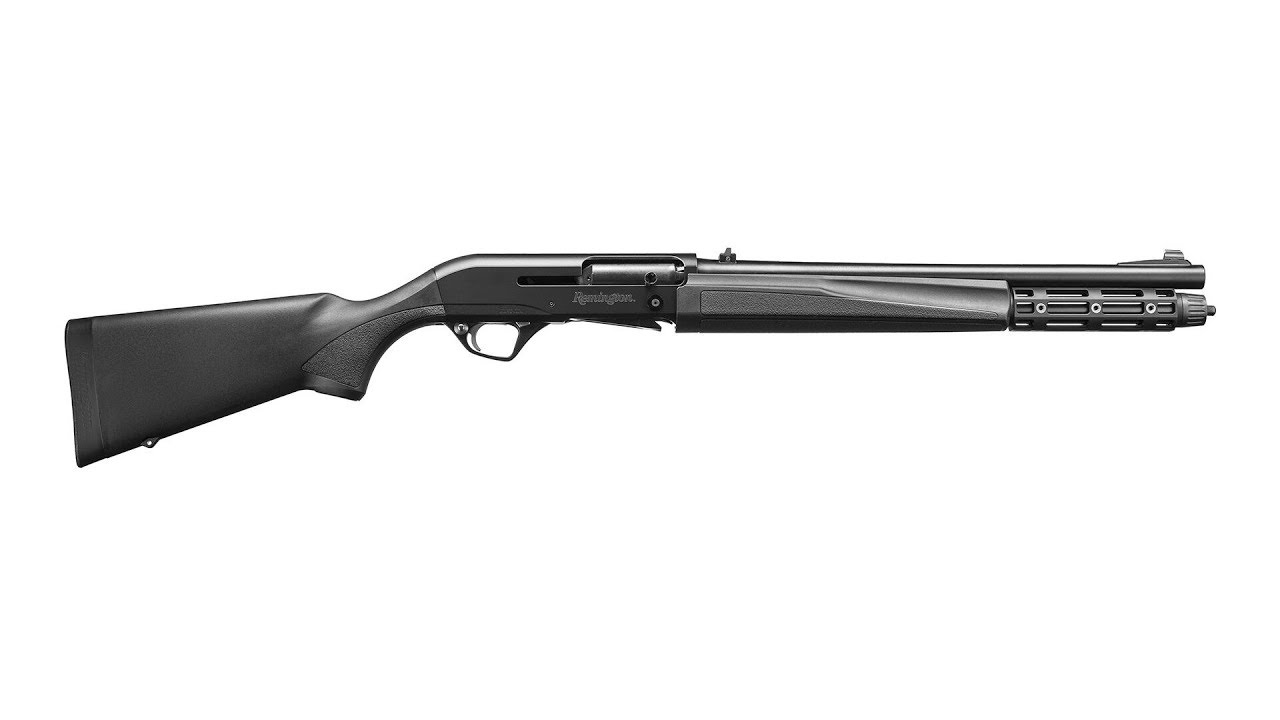 Remington V3 R12 12 GA Shotgun