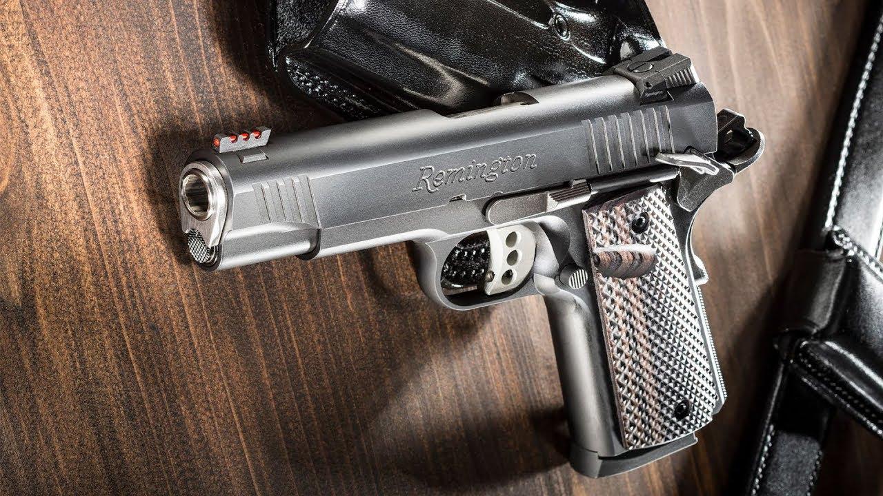 EDC Maintenance for the Remington Lightweight Commander  #211