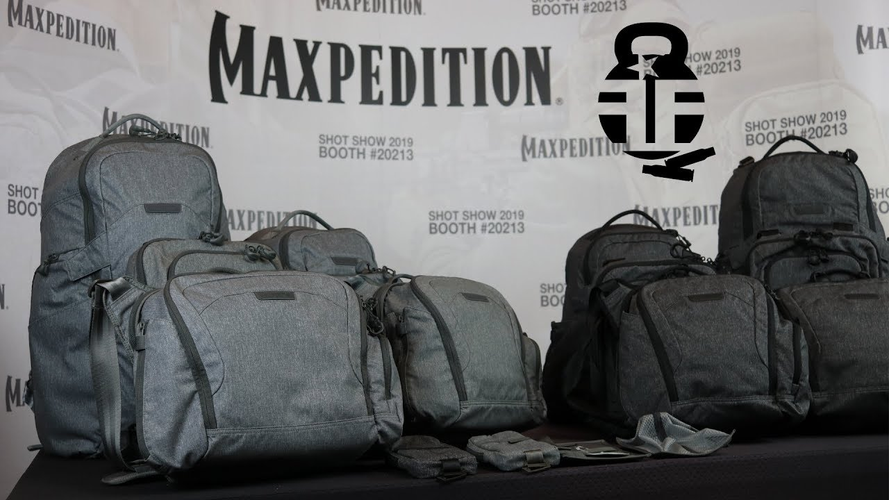 Maxpedition at Shot Show 2019