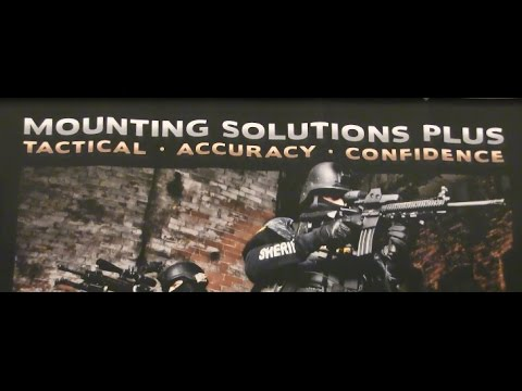 SHOT Show 2017 Mounting Solutions Plus