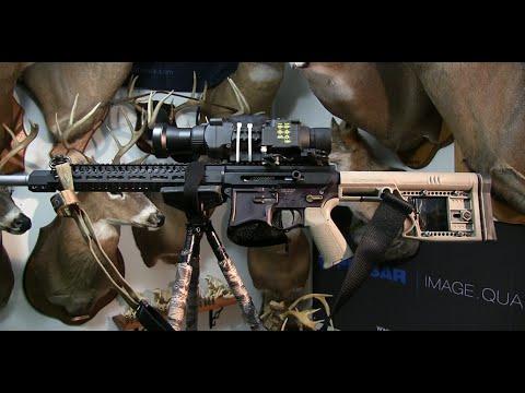 Custom AR 15 6PDK 6mmX6.8SPC Transformation AR15 Eye Candy by Nito Mortera