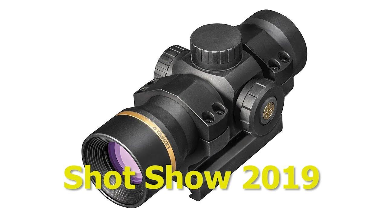 Shot Show 2019: Leupold VX-Freedom RDS