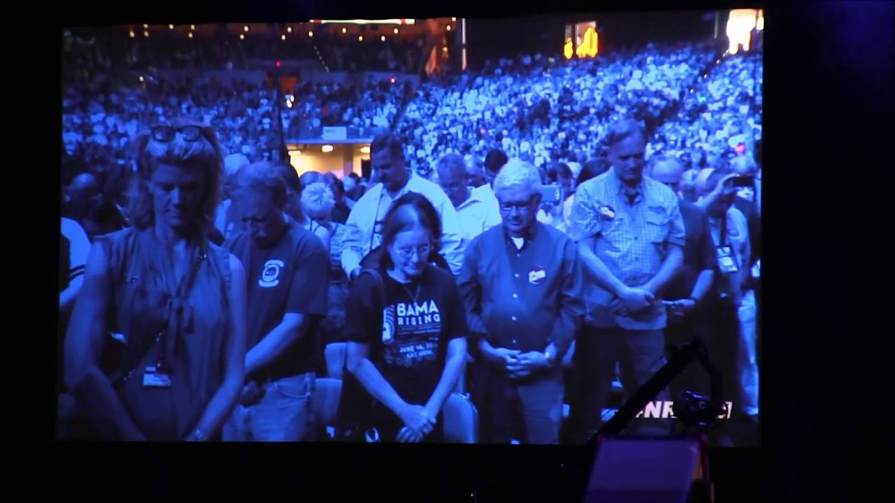 2014 National Rifle Association Stand and Fight Rally One Nation Under GOD
