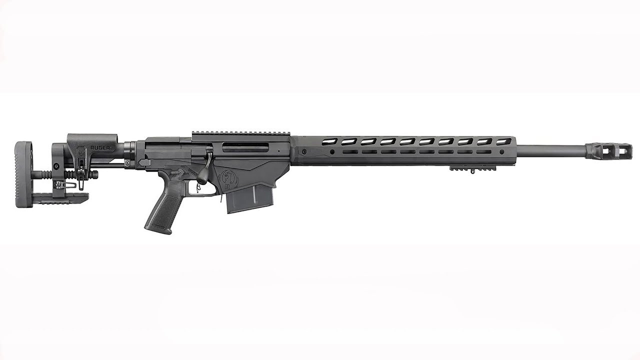 Ruger Precision Rifle in .338 Lapua Magnum #458