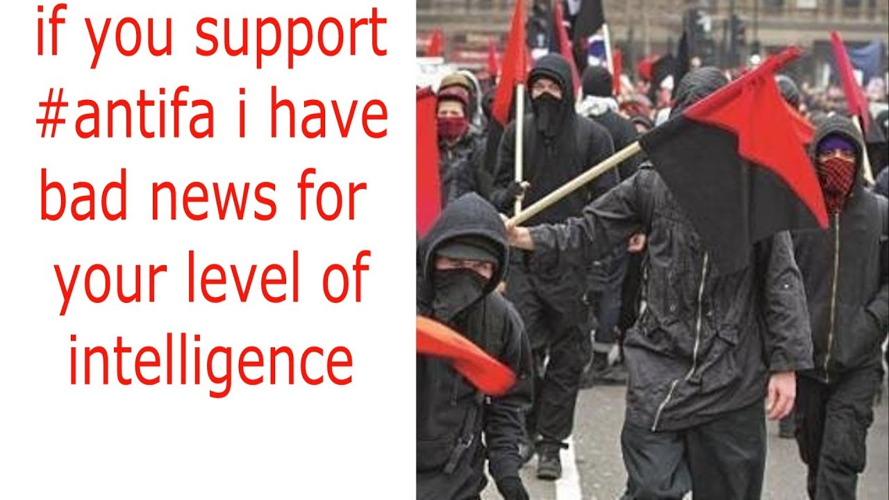 If you support #antifa i have bad news for your level of intelligence #gunrights  #constitution