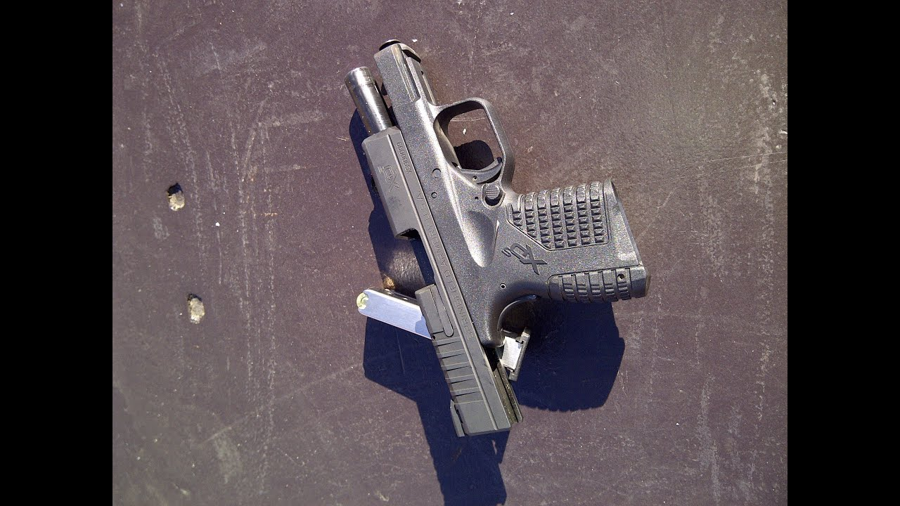 Springfield XD-S 9mm Overview
