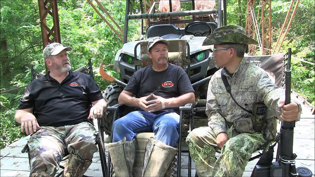 Alabama Hog Control and Archersparadox2020 The Bridge Part VIII Hogs Are THE PROBLEM 2 Memorial Day