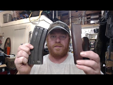 Yugo N Pap  New AR 15  CETME L Mags & Stuff Live Stream 9