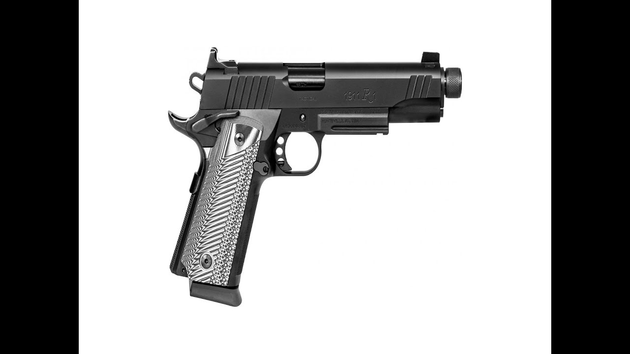 Remington R1 Double Stack 1911 Tactical 45ACP #193