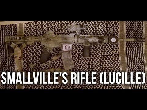 Smallville's Work Horse Rifle (Lucille) ~A Quick Look~
