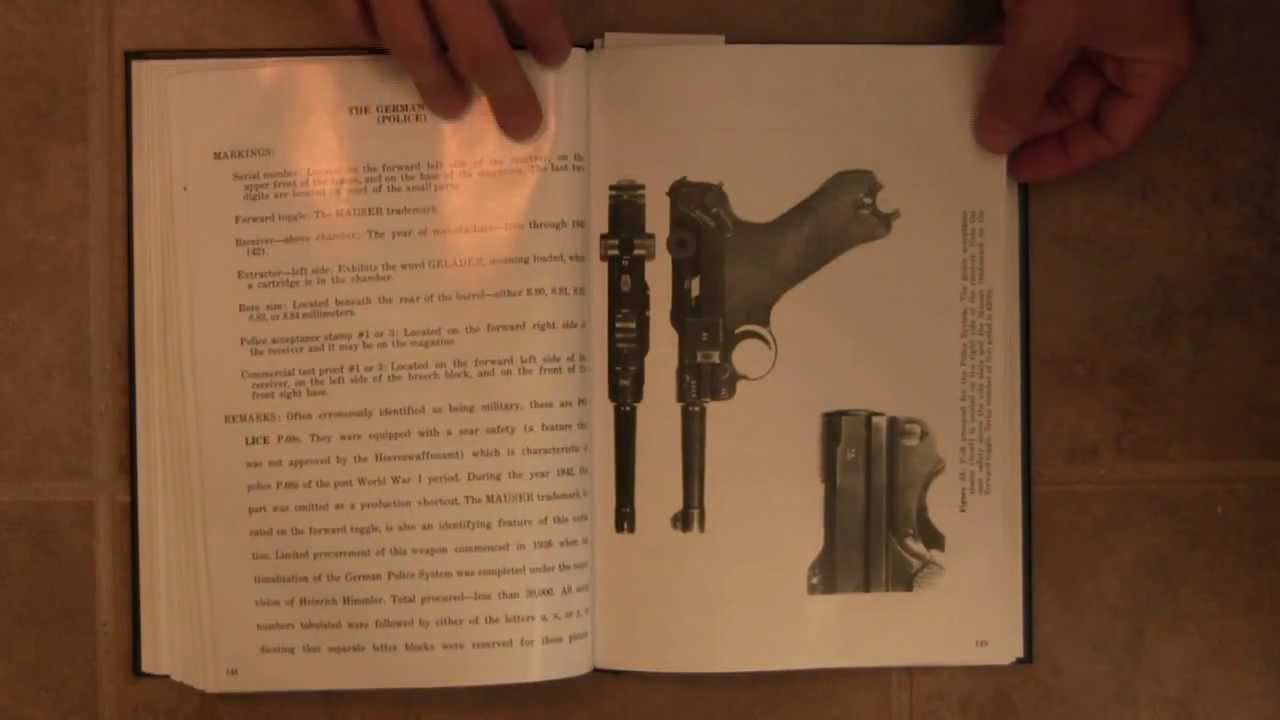 Book Review: German Pistols and Holsters 1934-1945 by Maj. Robert Whittington III