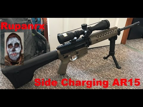 AR Stoner Side Charging AR15 Upper First Impressions