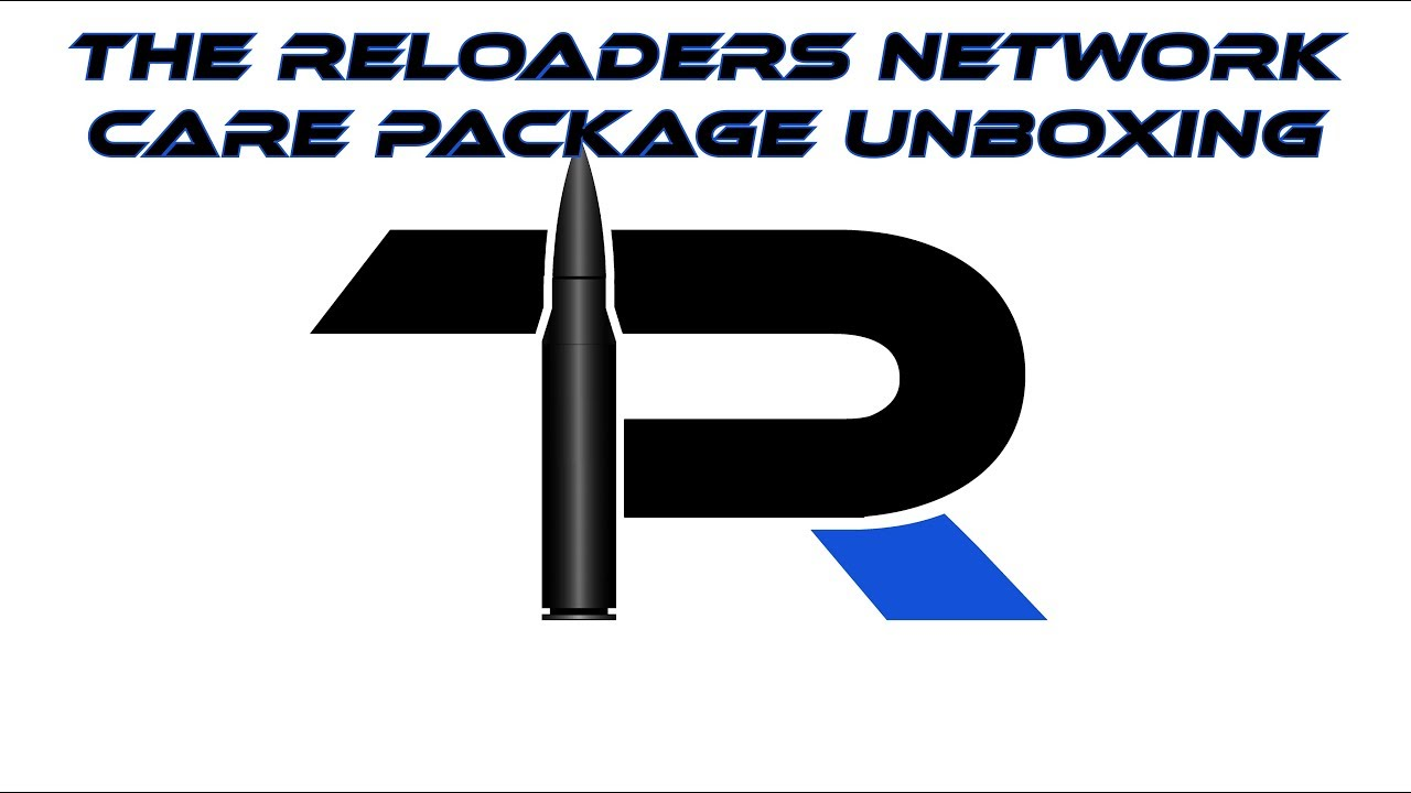 The Reloaders Network care package unboxing