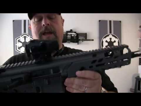 SIG MCX Virtus .300 AAC Blackout - Power To Accomplish Your Mission
